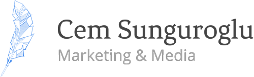 Cem Sunguroglu Marketing Media