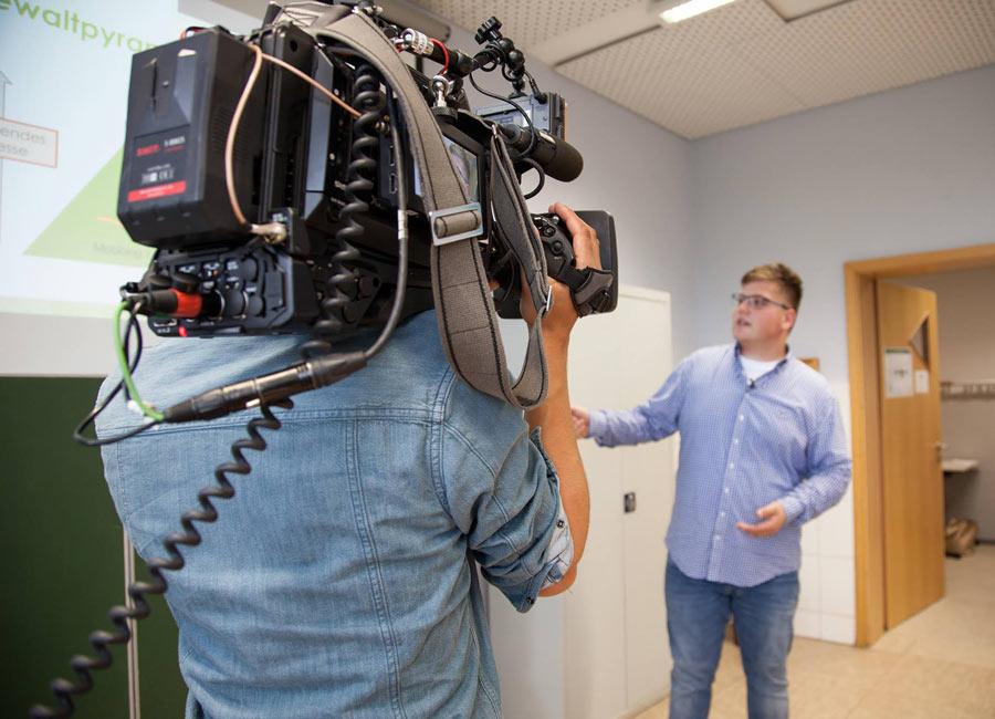 RTL filmt Marek Fink