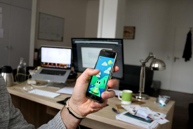App Game Gestaltung