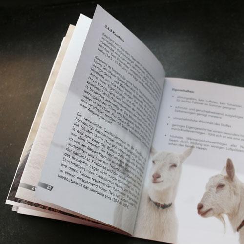 Katalog Gestaltung Innenseite
