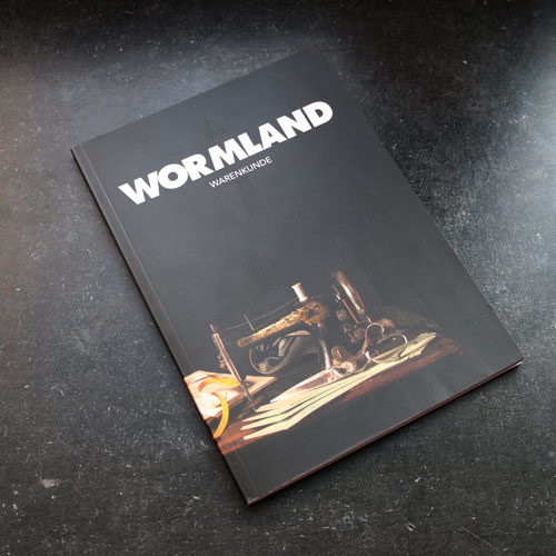 Hochwertiger Katalog Design